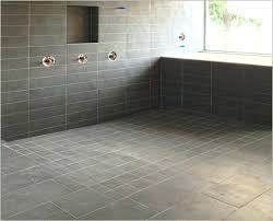 curbless shower pan shower on concrete slab concrete shower pan no tile mastering the for curbless shower