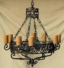 wrought iron crystal chandelier versailles lighting country french chandeliers h30 x w28