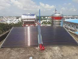 Máy nước nóng năng lượng mặt trời công nghiệp Đại Thành 500L
