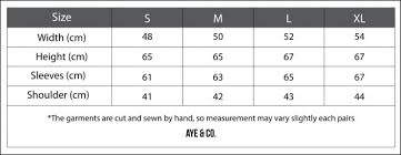 salomon size charts salomon type iii raw ayedenim