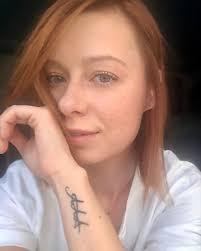 юлия савичева сделала татуировку в честь дочери но получила