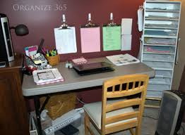office desk organization tips. Lovely Office Space Organization Ideas 40 Weeks 1 Whole House Week 22 Creating A Home Desk Tips E