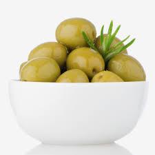 Olive Oak Size Chart Table Olives International Olive Council