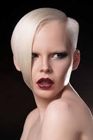 trendy short blonde hairstyles
