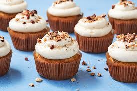 Best Carrot Cake Cupcake Recipe How To Make Carrot Cake Cupcakes