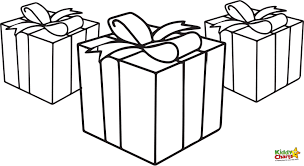 Small Picture Christmas Presents Coloring Pages Gifts Coloring Pages Christmas