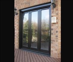 image of exterior bifold doors