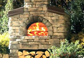 fireplace pizza oven outdoor wood burning insert fired by ovens