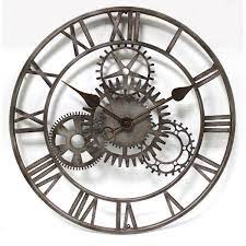 fiora the cog 50 8cm wall clock large