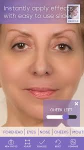 Face lift app