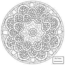 Small Picture arts culture Mandala advanced mandalas coloring pages