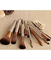 urban decay makeup brush set with storage box set of 12