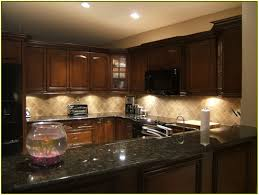 Kitchens With Granite Countertops dark granite countertops backsplash ideas pictures home 8709 by xevi.us