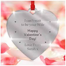 personalised valentines day enement gifts for fiance ened couple gifts professionally end mirror acrylic valentines