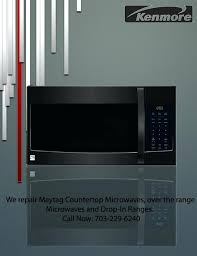 kenmore microwave countertop reviews who