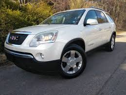 gmc acadia 2008 slt. Interesting Slt 2008 GMC Acadia For Sale At BP Auto Finders In Durham NC And Gmc Slt A