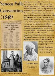 elizabeth cady stanton declaration of sentiments a turning  picture