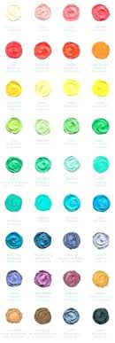 Wilton Gel Icing Color Chart Top Wilton Food Coloring Chart Images Printable Coloring