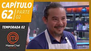 CAPÍTULO 62 - 2/5: Última caja misteriosa | TEMPORADA 2 | MASTERCHEF ECUADOR  - YouTube