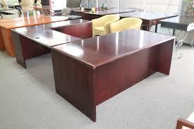 paoli u shaped desk