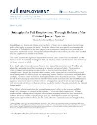 strategies for full employment through reform of the criminal  file type icon