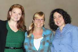 Meeting Author Ashley Rhodes-Courter – Running Betty