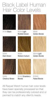 Raquel Welch Wigs Color Chart Human Hair Bang Lace Front Mono Base Human Hair