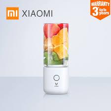 2020 XIAOMI <b>VIOMI Blender Electric</b> Kitchen Mixer Juicer Fruit Cup ...
