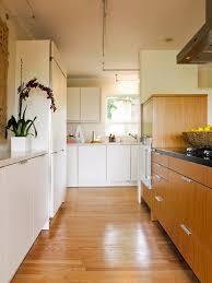 Modern Galley Kitchen Rooms Viewer Hgtv