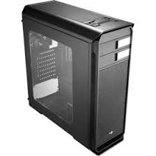 Купить <b>корпус AeroCool Aero</b>-<b>500</b> Window Black (EN55576 ...