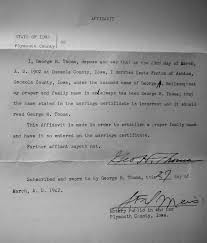 Sioux City Homestead Genealogical Research Page 3
