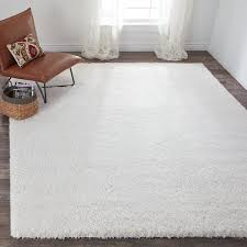 safavieh california cozy plush 8 10 white rug 2018 home goods
