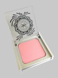 honeybee gardens pressed mineral powder blush breathless beauty universe