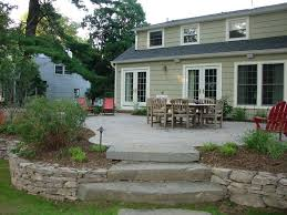 Small Picture 25 best Raised patio ideas on Pinterest Retaining wall patio