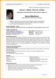 6 Women Teacher Post Resume Format New Tech Timeline