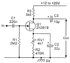 17 best images about electronica y diagramas on pinterest light on simple amplifier schematic drawing for