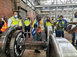 She is a professional civil engineer. Transnet Engineering On Twitter Our Chief Executive Ce Ralph Mills Hosting A Delegation From The Dti At Our Durban Centre Earlier Today