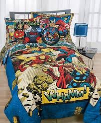 Bed Marvel Queen Bedding