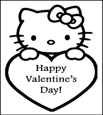 Small Picture Happy Valentines Day Coloring Pages fablesfromthefriendscom
