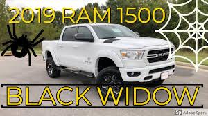 2019 Ram 1500 Black Widow Edition - Caleb Courtney - Freeland CDJR