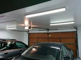 remarkable led garage lighting fixtures rafael home biz inside