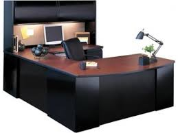 shaped office desk. U Shaped Desk With Hutch Amazon Com Manhattan Computer Included Office L