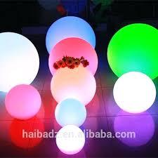 solar powered string led glowing light ball outdoor waterproof lights bunnings