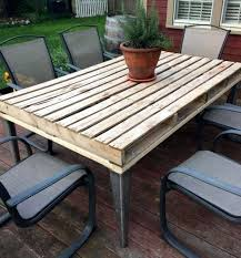 outdoor furniture pallets. Full Size Of Uncategorized:outdoor Table From Pallets With Amazing Absorbing Diy Outdoor Pallet Furniture