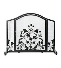 tall fireplace screens s 40 inch chiefmo