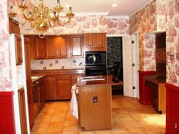 modern off whites wallpaper french country kitchen