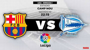 Free football on beinsports, btsport. Alaves Vs Barcelona Fc