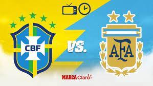 Brasil vs Argentina: Horario ...