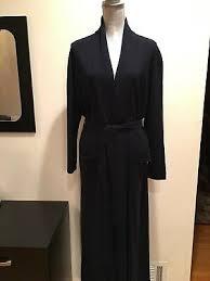 Arlotta By Chris Arlotta 100 Cashmere Gray Long Maxi Robe