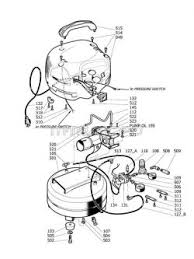 wiring diagram for bostitch air compressor wiring diagram air compressor wiring diagram 16 husky parts h1506fwh h1506f type 1 h1506fwh h1506f husky parts schematic